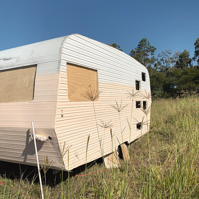 CARAVAN SERIES | Meet Darling - Luxey's Dream Caravan