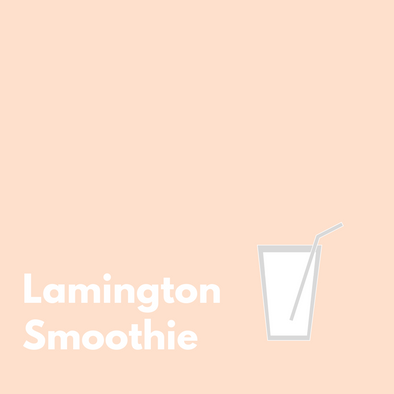 Lamington Smoothie