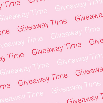 #CUPDATES | GIVEAWAY TIME - 9 brands, 9 winners!