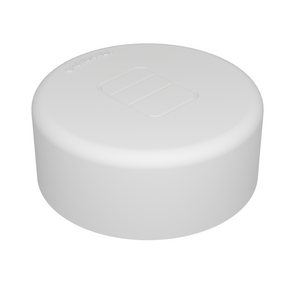 WHITE - Large Sealed Lid