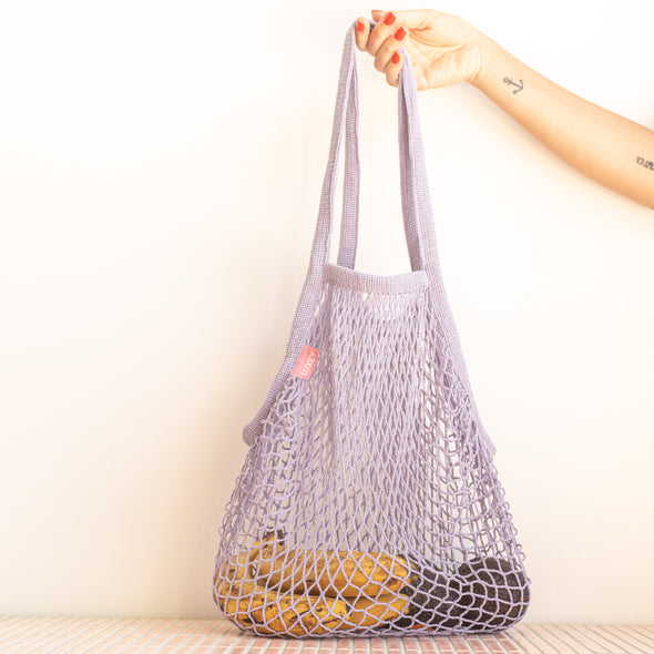 COTTON STRING TOTE BAG