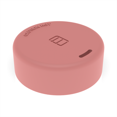 Coral Red Luxey Cup Original Lid Replacement