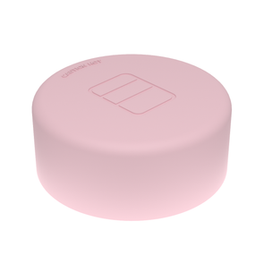BLUSH - Large Sealed Lid