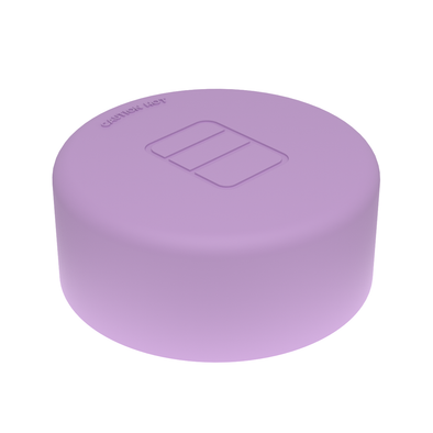 FRENCHIE PURPLE - Large Sealed Lid