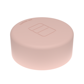 DUSTY PINK - Large Sealed Lid