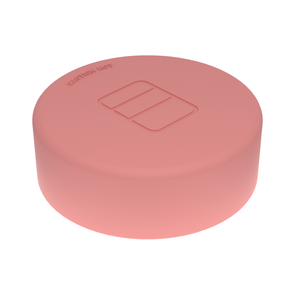 CORAL RED - Original Sealed Lid