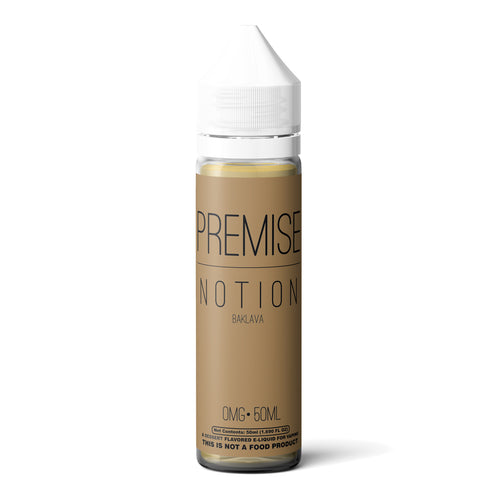 Premise - Notion Eliquid