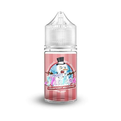 Frosty Shakes - Strawberry Milkshake 25ml