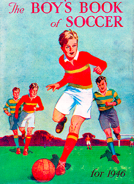 The Boy's Book of Soccer