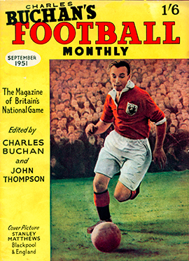 Charles Buchan's Football Monthly