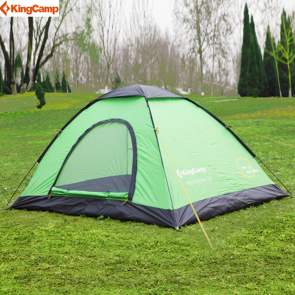 KingCamp Pop Up Dome Tent Outdoor Camping Tent Family Lightweight Quick  Automatic Openning Tent For ...