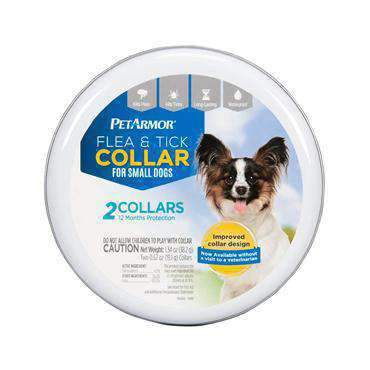 Dog Flea & Tick Collars