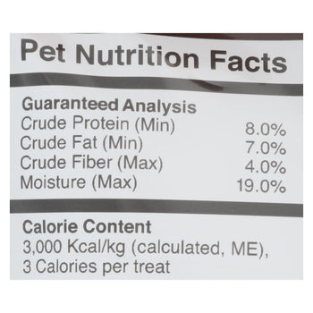 Fruitables - Dog Treats Soft Bison - Case Of 12 - 5.0 Oz