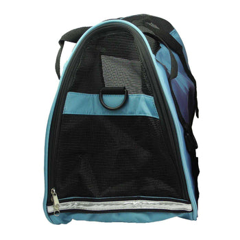 Airline Approved Altitude Force Sporty Zippered Fashion Pet Carrier-Pet Life-DirtyFurClothing