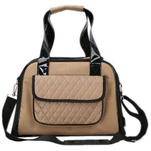 Airline Approved Mystique Fashion Pet Carrier - Brown-Pet Life-DirtyFurClothing
