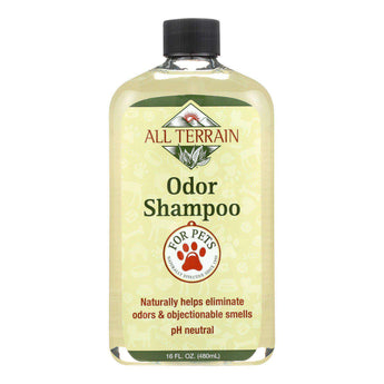 All Terrain Pet Odor Shampoo - 16 Oz-All Terrain-DirtyFurClothing