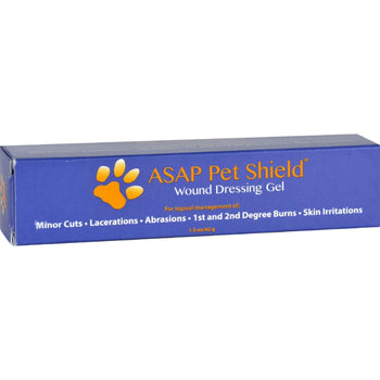 American Biotech Labs Pet Wound Gel - 1.5 Oz-American Biotech Labs-DirtyFurClothing