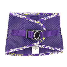 American River Choke Free Harness Hawaiian Trim - Paisley Purple-DirtyFurClothing-DirtyFurClothing