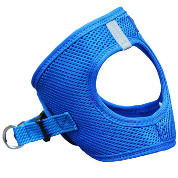 American River Solid Ultra Choke-Free Dog Harness - Cobalt Blue-DirtyFurClothing-DirtyFurClothing