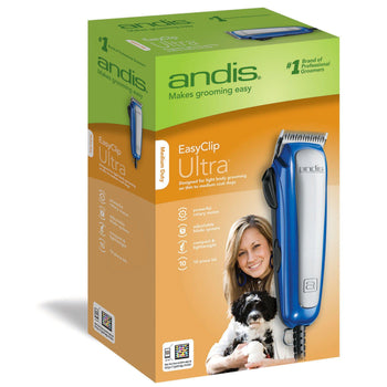 Andis Company - Easy Clip Ultra Clipper Dog Grooming Kit For Dogs-Andis Company-DirtyFurClothing