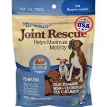 Ark Naturals Sea Mobility Joint Rescue Venison Jerky - 9 Oz-Ark Naturals-DirtyFurClothing