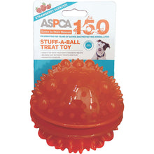 Aspca Stuff-a-ball Treat Dog Toy-orange-Bow Wow Pet-DirtyFurClothing