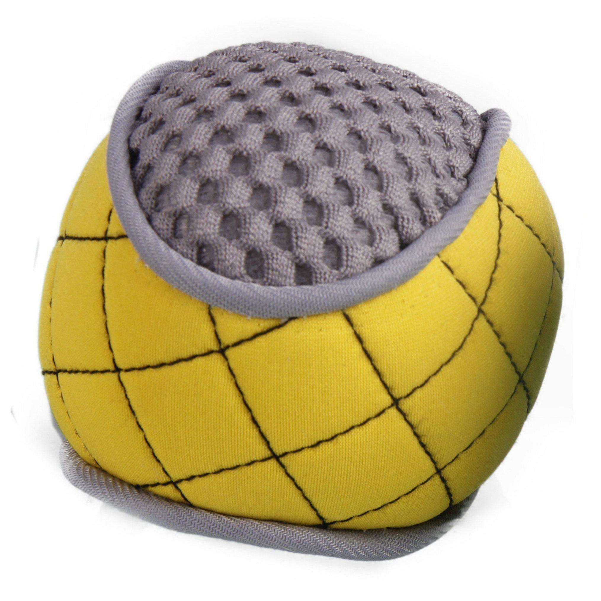 Bark-Active Neoprene Mesh Flotation Ball Fetch Dog Toy-Pet Life-DirtyFurClothing