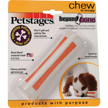 Beyond Bone Synthetic Chew Dog Toy-Petstages-DirtyFurClothing