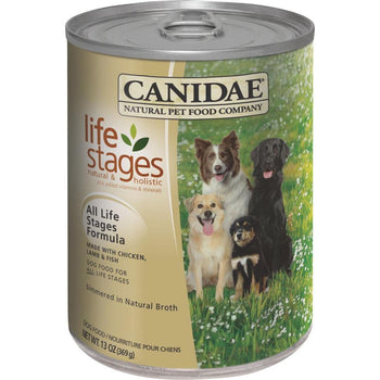 Canidae - All Life Stages - Canidae All Life Stages Multi-Protein Can Dog Food (Case Of 12 )-Canidae - All Life Stages-DirtyFurClothing