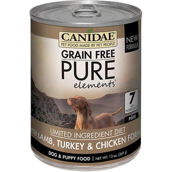 Canidae - Pure - Canidae Pure Elements Formula Wet Dog Food (Case of 12 )-Canidae - Pure-DirtyFurClothing