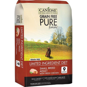 Canidae - Pure - Canidae Pure Fields Small Breed Formula Dry Food-Canidae - Pure-DirtyFurClothing