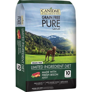 Canidae - Pure - Canidae Pure Land Formula Dry Dog Food-Canidae - Pure-DirtyFurClothing