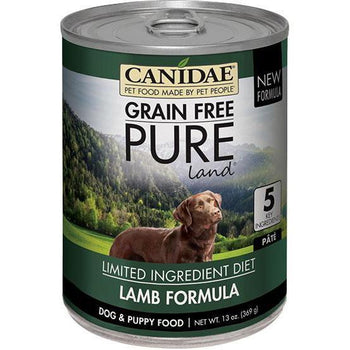 Canidae - Pure - Canidae Pure Land Formula Wet Dog Food (Case Of 12 )-Canidae - Pure-DirtyFurClothing