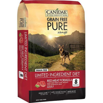 Canidae - Pure - Canidae Pure Range Red Meat Formula Dry Dog Food-Canidae - Pure-DirtyFurClothing