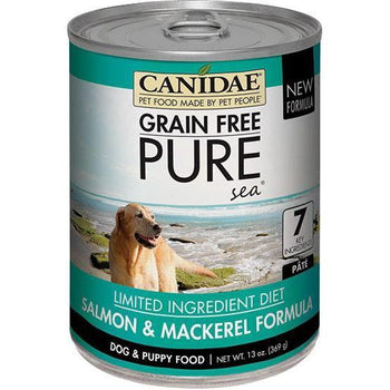 Canidae - Pure - Canidae Pure Sea Formula Wet Dog Food (Case of 12 )-Canidae - Pure-DirtyFurClothing