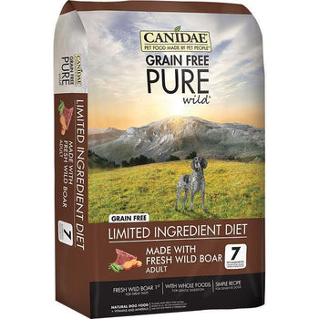 Canidae - Pure - Canidae Pure Wild Formula Dry Dog Food-Canidae - Pure-DirtyFurClothing