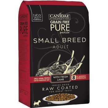 Canidae - Pure Petite Small Breed Grain Free Adult Dog Food Freeze Dried With Lamb-Canidae - Pure-DirtyFurClothing