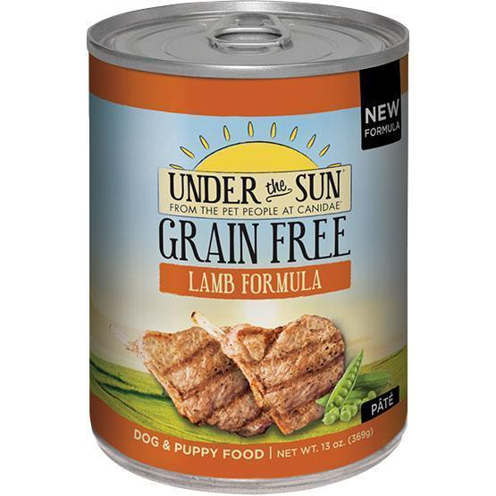 Canidae - Under The Sun Grain Free Dog Food Lamb Formula (Case Of 12 )-Canidae - Under The Sun-DirtyFurClothing
