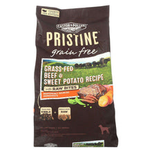 Castor And Pollux Dog - Beef - Sweet Potato - Grain Free - Case Of 5 - 4 Lb.-Castor and Pollux-DirtyFurClothing