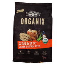 Castor And Pollux - Organix Dry Dog Food - Chicken And Oatmeal Recipe - 18 Lb.-CASTOR AND POLLUX-DirtyFurClothing