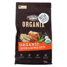 Castor And Pollux - Organix Dry Dog Food - Chicken And Oatmeal Recipe - Case Of 5 - 4 Lb.-CASTOR AND POLLUX-DirtyFurClothing