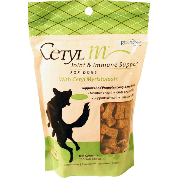 Cetyl M Joint & Immune System Support Dog Soft Chews-Response-DirtyFurClothing