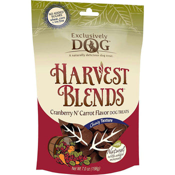 Chewy Harvest Blends Dog Treats-Exclusively Pet-DirtyFurClothing