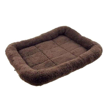 [coffee] Soft Pet Beds Pet Mat Pet Crate Pads Cozy Beds For Dogs-Blancho-DirtyFurClothing