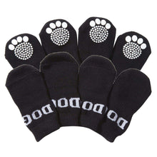 Dog Socks W/ Rubberized Soles-Pet Life-DirtyFurClothing