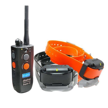 Dogtra Super-x 2 Dog 1 Mile Remote Trainer-Dogtra-DirtyFurClothing
