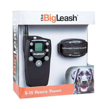 Dogwatch Bigleash S-15 Remote Trainer-DogWatch-DirtyFurClothing