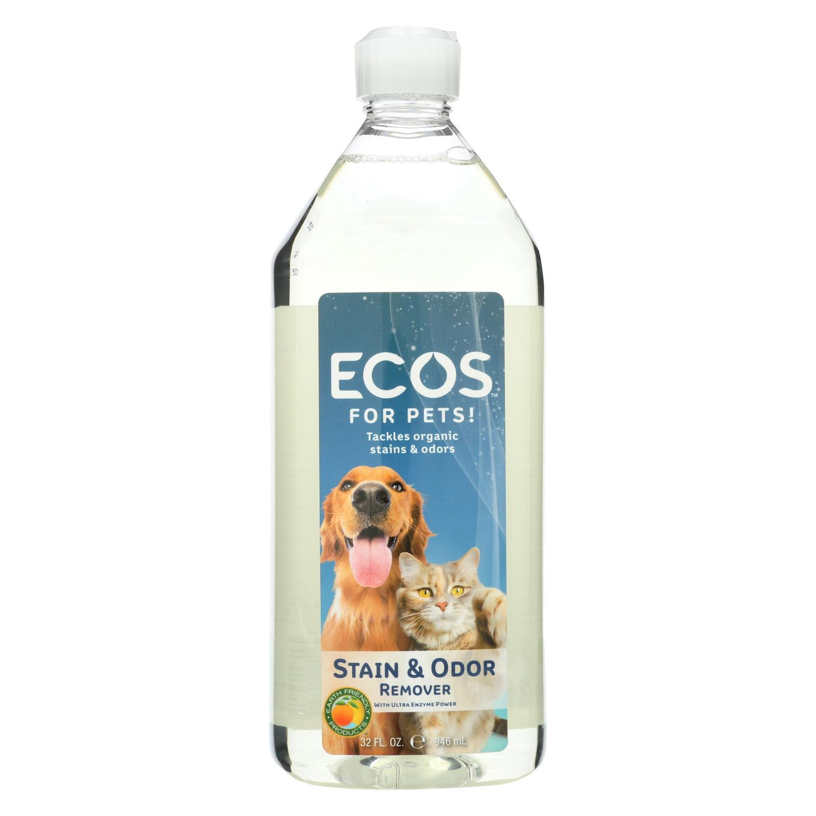 Ecos - Pet Stain And Odor Remover - 32 Oz.-ECOS-DirtyFurClothing