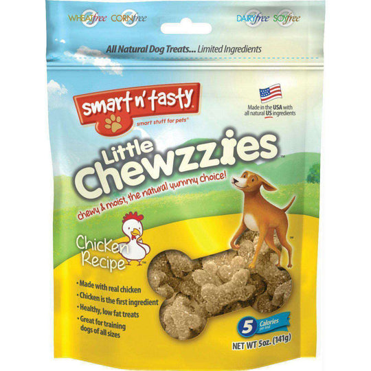 Emerald Pet Little Chewzzies Dog Treats-Emerald Pet-DirtyFurClothing