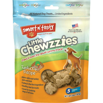 Emerald Pet Little Chewzzies Grain Free Dog Treats-Emerald Pet-DirtyFurClothing